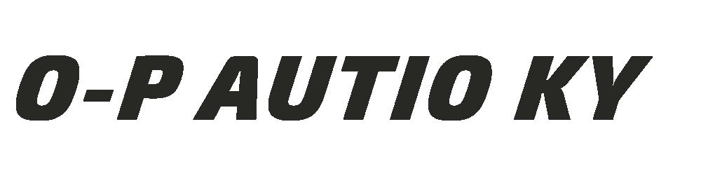 O-P Autio Ky